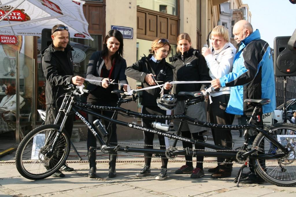 triplet for Svetluska non-profit organization