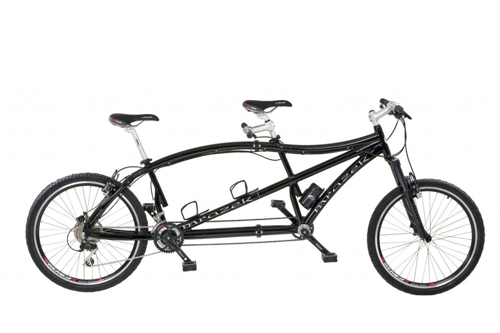 ICE`n FIRE folding tandem from Tandemservis