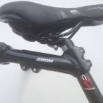 adjustable rear stem