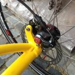 rear brake Avid BB7